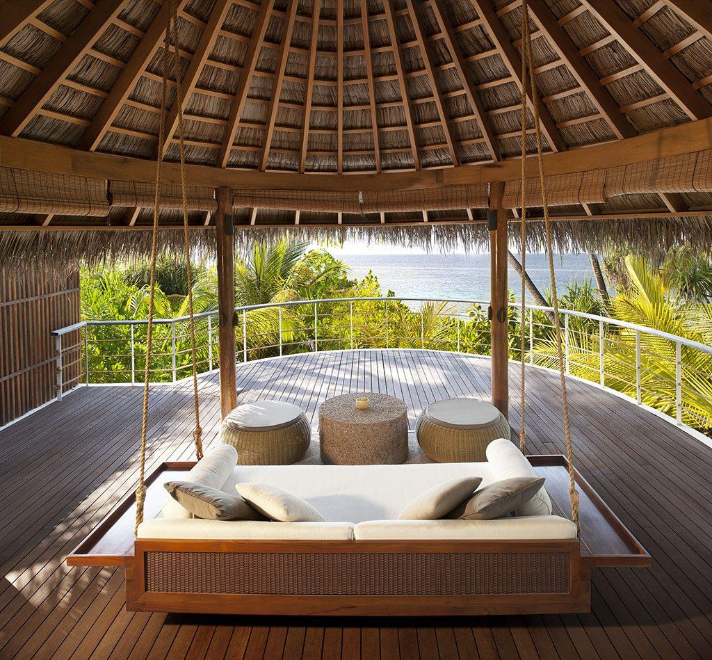 W hotels accommodation maldives